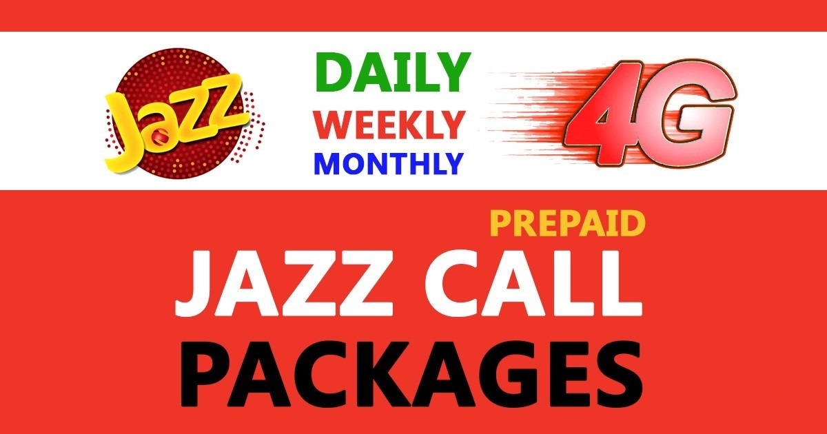 Latest Jazz Calls Packages in 2021: Daily, Weekly & Monthly - Mobilesly