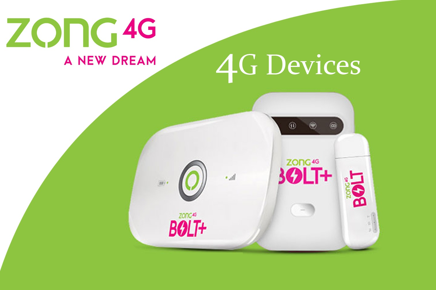 Zong 4g Device Packages in 2021