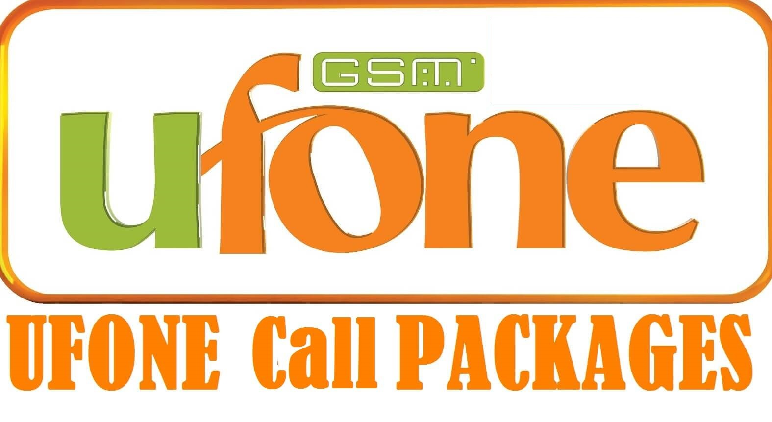 Latest Ufone Calls Packages in 2021